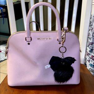 Michael Kors rose purse